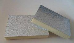 Aluminum foil for air duct